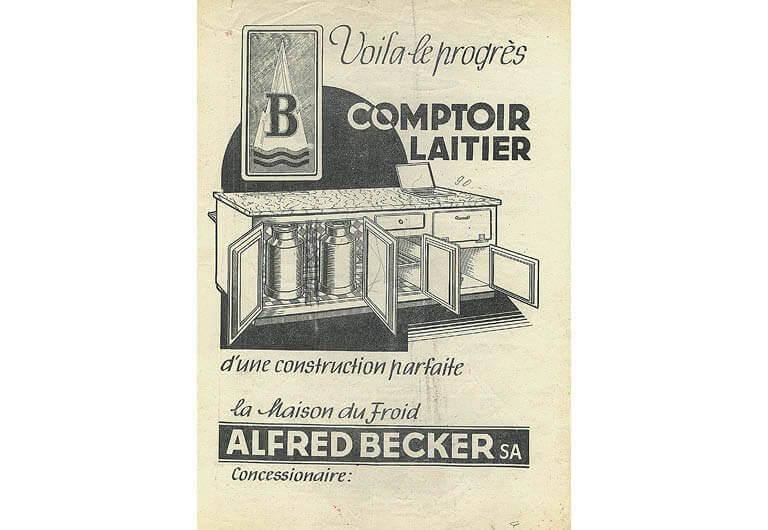 Klima Becker Gruppe - 1928-1966